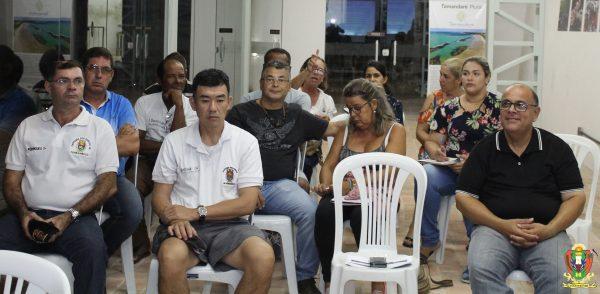 CÂMARA DE VEREADORES PARTICIPA DA REUNIÃO DO CONSELHO MUNICIPAL DE TAMANDARÉ (COMTUR).