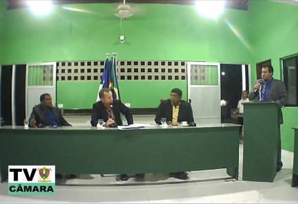 Sessão Ordinária da Câmara Municipal de Tamandaré 29/05/2019