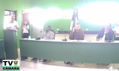 Sessão Ordinária da Câmara Municipal de Tamandaré 19/06/2019