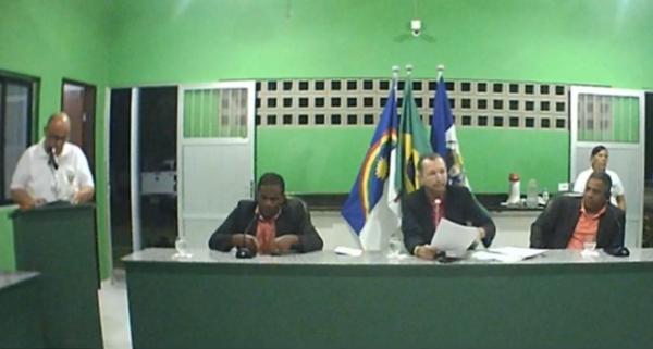 Sessão Ordinária da Câmara Municipal de Tamandaré 25/09/2019.