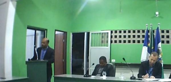 Sessão Ordinária da Câmara Municipal de Tamandaré 18/09/2019.