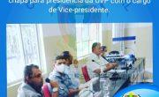Presidente da Câmara de Tamandaré recebe convite para compor a chapa para presidência da UVP.