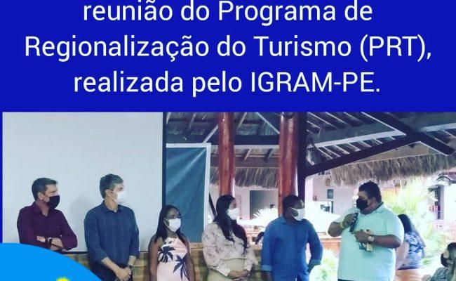 Primeira Reunião de 2021 do Programa de Realização do Turismo (PRT)