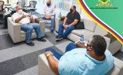 Visita ao gabinete do Deputado Federal Augusto Coutinho