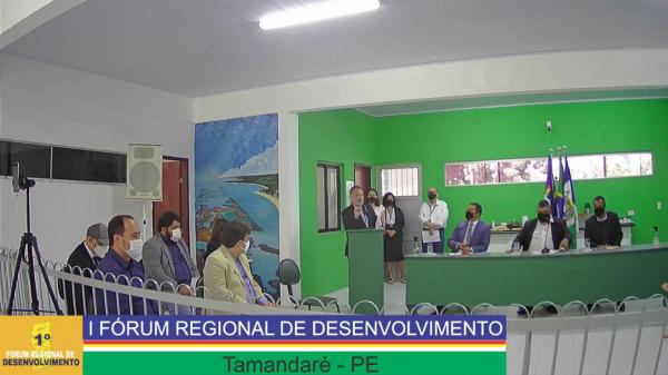 I FÓRUM REGIONAL DE DESENVOLVIMENTO DAS CIDADES DO LITORAL SUL DE PERNAMBUCO