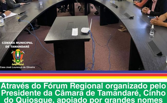 Reunião com a Secretária de Infraestrutura de Pernambuco, Fernanda Batista